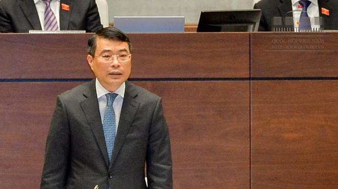 Thống đốc NHNN, ông Lê Minh Hưng (Nguồn: Tuổi Trẻ)