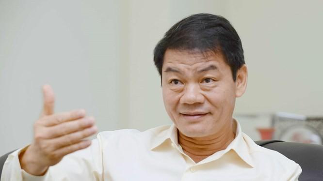 Ông Trần Bá Dương - Chủ tịch HĐQT Thaco không có trong danh sách đề cử bầu bổ sung thành viên HĐQT, BKS HNG. Nhưng có 3 cộng sự của ông Dương ở Thaco đã góp mặt (Nguồn: Internet)