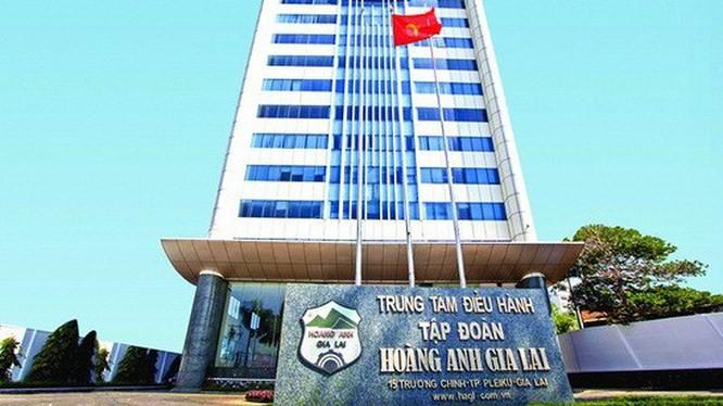 Trung tâm điều hành tập đoàn Hoàng Anh Gia Lai (Nguồn: HAG)