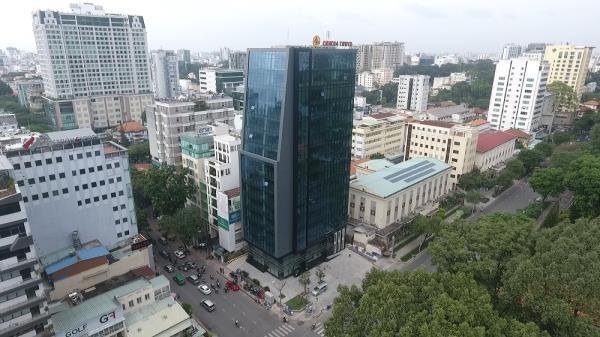 Dự án Cao ốc văn phòng số 180 - Nguyễn Thi Minh Khai - TP HCM được hoàn thành và đưa vào sử dụng từ 1/1/2018 (Nguồn: Cienco4)