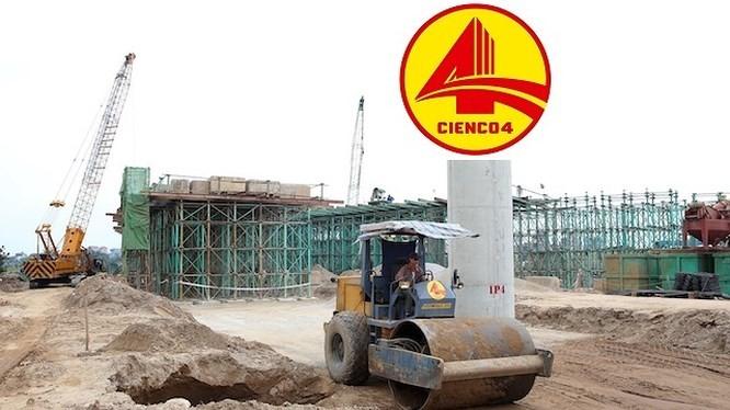Cơ cấu nguồn vốn của Cienco4 dù có nhiều cải thiện nhưng nợ vay vẫn chiếm tỷ trọng lớn (Nguồn: Cienco4)