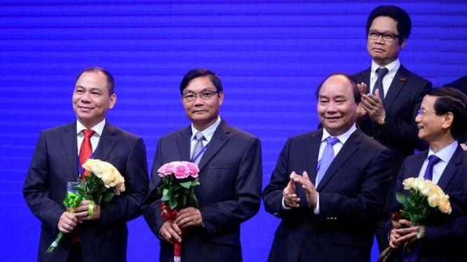 Nhiều doanh nhân đã đóng góp công sức rất lớn cho sự phát triển đất nước