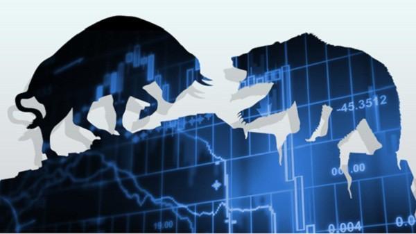 Thị trường chứng khoán trong nước vẫn chưa thể tìm được lại cân bằng? (Nguồn: Internet)