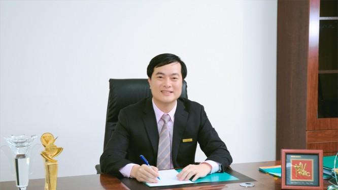 Chân dung ông Phạm Duy Hiếu - người vừa nhận nhiệm vụ và quyền hạn của Tổng Giám đốc ABBank. (Nguồn: ABBank)