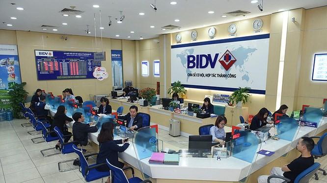 BIDV ghi nhận những kết quả tăng trưởng nhanh chong trong hoạt động thanh toán (Nguồn: BIDV)