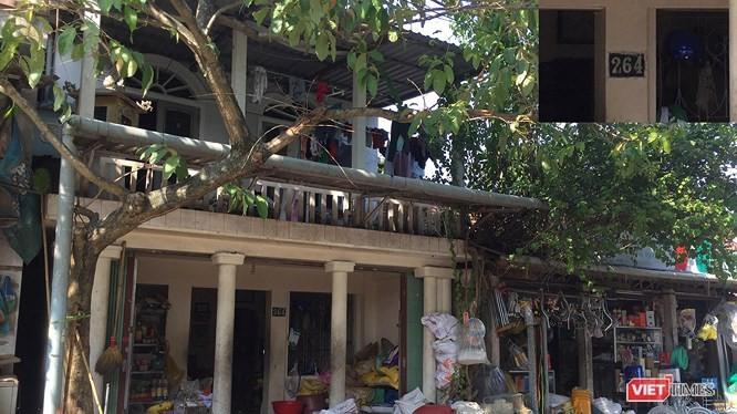 Địa chỉ Số 264 Lý Nam Đế, phường Hương Long, Thành phố Huế, Tỉnh Thừa Thiên Huế có nhiều sự trùng hợp thú vị (Ảnh: PV)