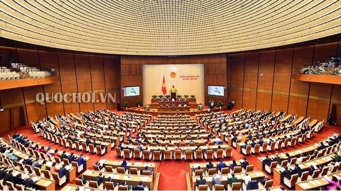Quốc hội khóa XIV - Kỳ họp thứ 6 đã thông qua 9 luật (Nguồn: Quochoi.vn)