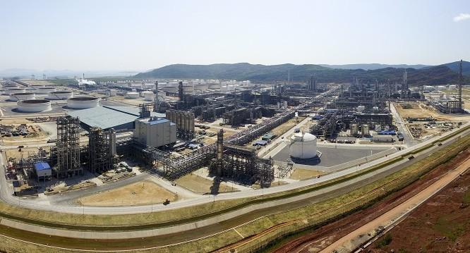 Dự án Liên hợp Lọc hóa dầu Nghi Sơn (Nguồn: NSRP)
