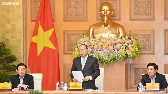 Thủ tướng Chính phủ Nguyễn Xuân Phúc (Ảnh: VPCP)