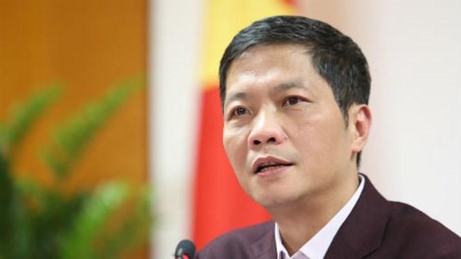 Ông Trần Tuấn Anh - Bộ trưởng Bộ Công thương (Nguồn: Internet)