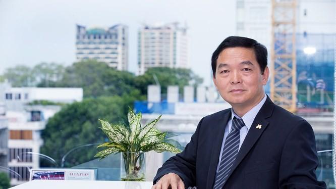 Ông Lê Viết Hải, Chủ tịch Hội đồng quản trị, Tổng Giám đốc của CTCP Tập đoàn Xây dựng Hòa Bình (Nguồn: HBC)