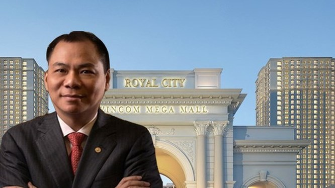 Tỷ phú Phạm Nhật Vượng lọt Top 200 người giàu nhất thế giới (Ảnh: Internet)