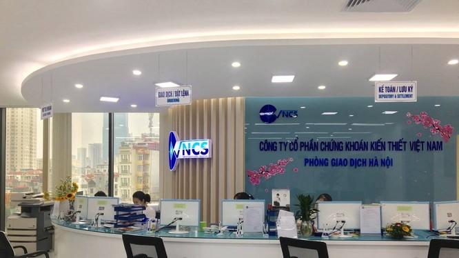 Cổ phiếu CSI của CTCP Chứng khoán Kiến thiết Việt Nam sẽ thực hiện giao dịch trên sàn Upcom từ ngày 15/3/2019 (Nguồn: Internet)