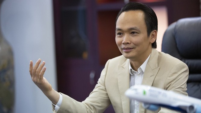 Ông Trịnh Văn Quyết - Chủ tịch HĐQT Tập đoàn FLC (Ảnh: Internet)