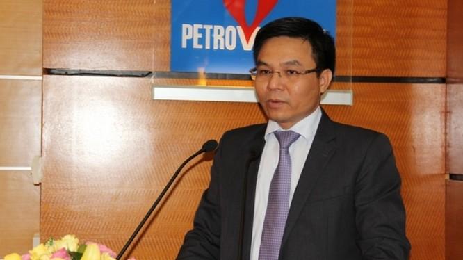 Chân dung tân CEO của PVN - ông Lê Mạnh Hùng (Ảnh: Internet)