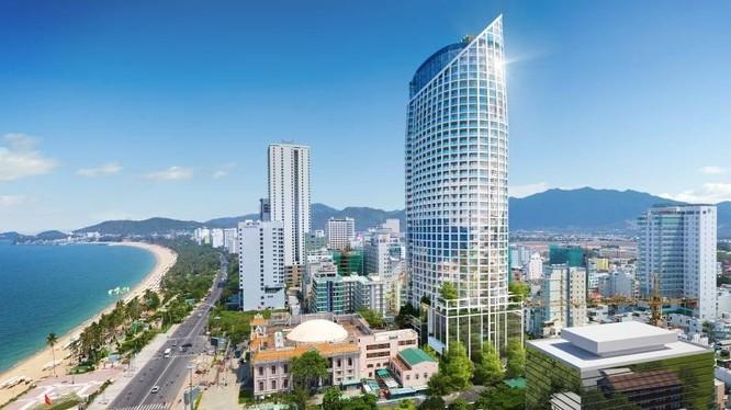 Dự án Panorama Nha Trang do Vịnh Nha Trang làm chủ đầu tư (Ảnh: vinhnhatrang.com.vn)