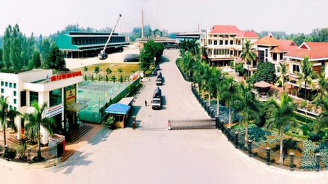 Trụ sở chính của CTCP Thương mại Thái Hưng (Ảnh: thaihung.com.vn)