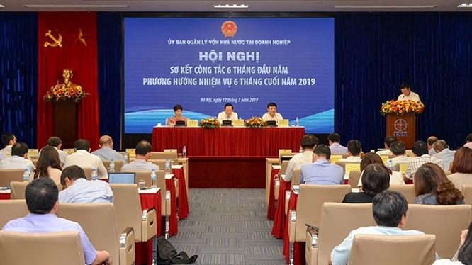 Hội nghị Sơ kết công tác 6 tháng đầu năm, phương hướng nhiệm vụ 6 tháng cuối năm 2019 của CMSC (Nguồn: CMSC)