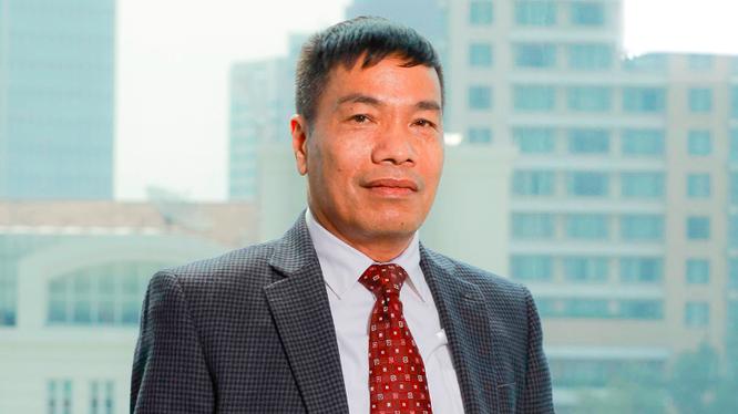 Chân dung ông Cao Xuân Ninh (Ảnh: EIB)