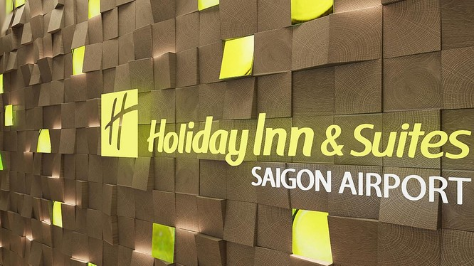 Khai trương khách sạn mang thương hiệu Holiday Inn đầu tiên tại Việt Nam