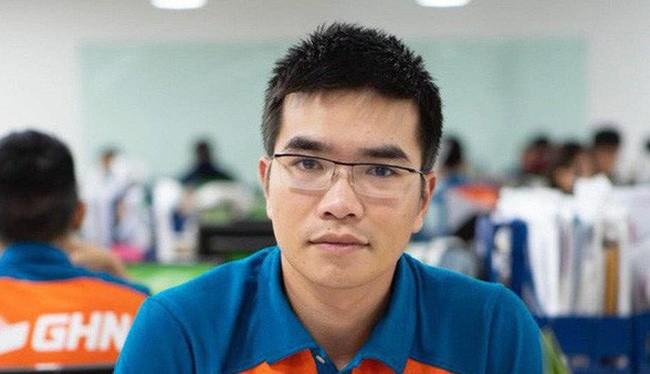Ông Nguyễn Trần Thi - Cofounder Giao hàng Nhanh