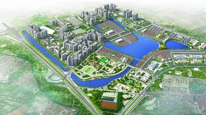 """Công ty Địa ốc Xanh có nhiều mối liên hệ với Minh Tân Hà Nội - """"tay chơi mới"""" tại Khu đô thị Gia Lâm. (Ảnh minh họa - Nguồn: Internet)"""