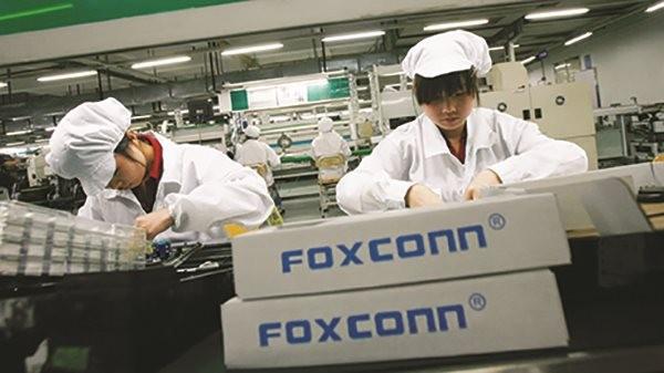 Foxconn đang mở rộng sản xuất sang Việt Nam. Ảnh: Reuters