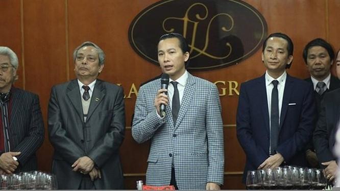 Doanh nhân Lê Văn Vọng đã thoái vốn tại nhiều công ty thành viên của Tập đoàn Lã Vọng từ cuối năm 2018 (Ảnh: Internet)