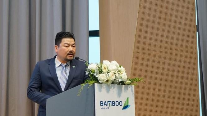 Ông Nguyễn Đức Ngọc Minh - Cựu Giám đốc Khai thác Bay kiêm Đoàn trưởng Đoàn bay của Bamboo Airways (Ảnh: Internet)