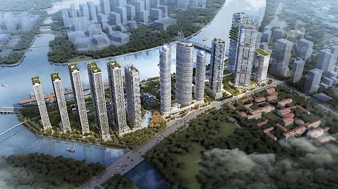 Đằng sau những thương vụ trái phiếu là những chuyển biến đáng chú ý tại đại dự án Ba Son Sài Gòn (Ảnh minh họa - Nguồn: Internet)