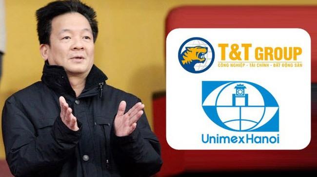 """Vị thế của """"bầu"""" Hiển tại Unimex Hà Nội có gì khác với T12? (Ảnh minh họa - Nguồn: Internet)"""