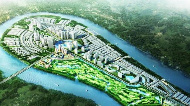 Dự án Paragon Đại Phước đang được chào bán với tên gọi là Nam Long Đại Phước? (Ảnh: Internet)