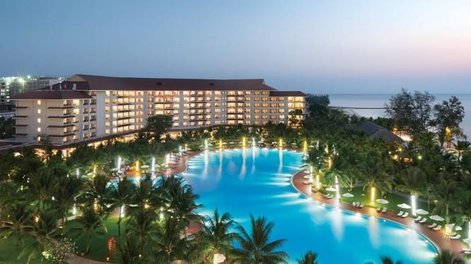 Một khách sạn của Vinpearl tại Phú Quốc (Ảnh: Internet)