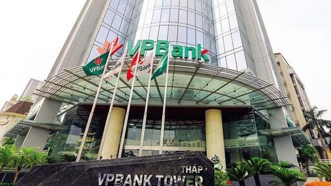 Trụ sở của VPBank (Ảnh: Internet)