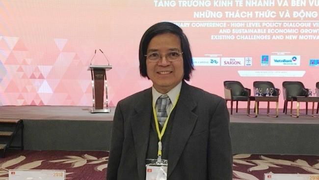 Chân dung GS. Trần Văn Thọ (Ảnh: Internet)