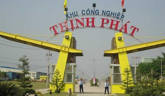 Khu công nghiệp Thịnh Phát (Ảnh: Internet)
