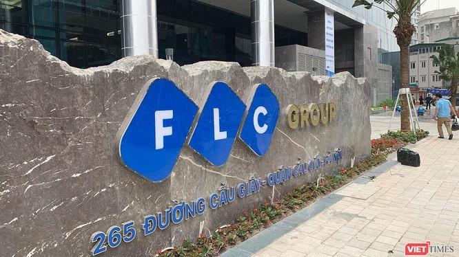 Tập đoàn FLC báo lỗ gần 1.900 tỷ đồng (Ảnh: VT)