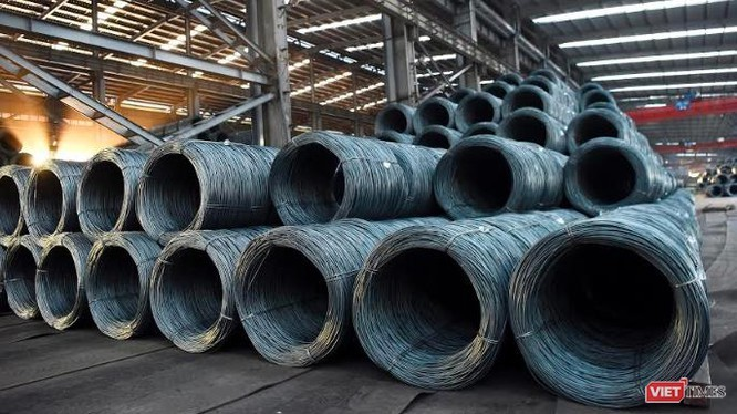 Sản phẩm thép cuộn của Hòa Phát (Nguồn: HPG)