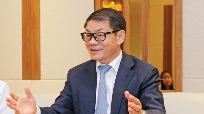 Chủ tịch Thaco Trần Bá Dương (Ảnh: Internet)