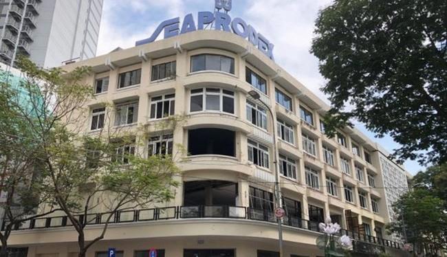 Khu đất số 2-4-6 Đồng Khởi, phường Bến Nghé, Quận 1, Tp. HCM hiện là trụ sở của Seaprodex (Nguồn: SEA)