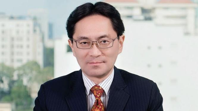 Ông Yasuhiro Saitoh - Chủ tịch HĐQT Eximbank