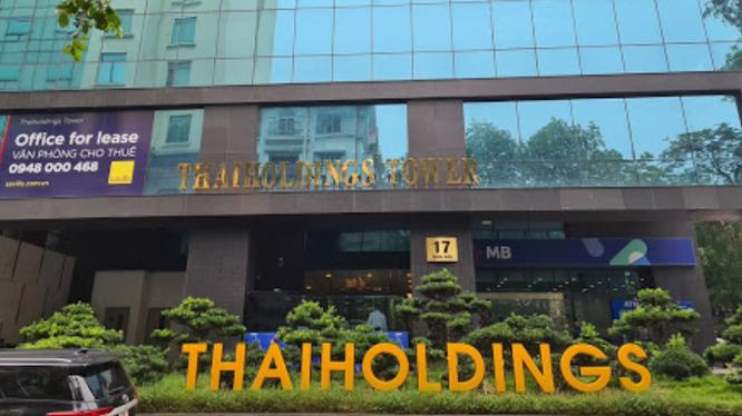 Tòa nhà Thaiholdings (Nguồn: THD)