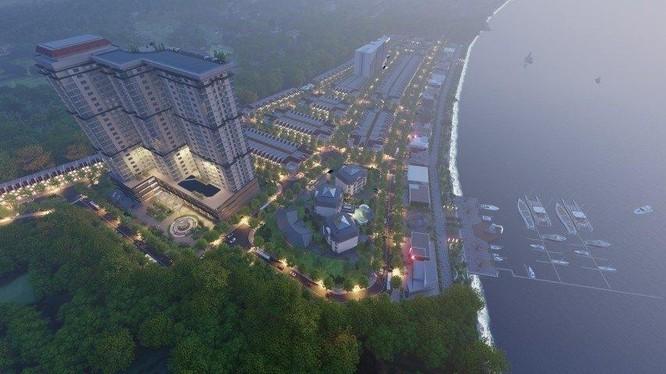 Phối cảnh dự án Nam Hội An City Riverside được quảng bá trên một số trang môi giới bất động sản