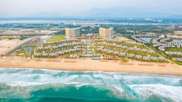 Phối cảnh Khu nghỉ dưỡng Alma Resort Khánh Hòa (Nguồn: Alma)