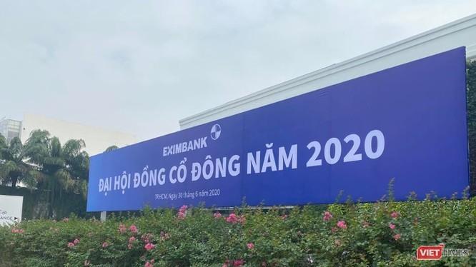 Eximbank lần thứ 3 triệu tập họp ĐHĐCĐ thường niên 2020