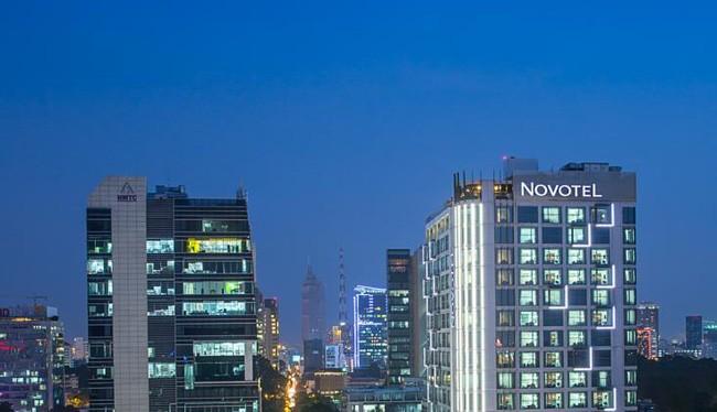 Khách sạn Novotel Saigon Centre (Ảnh: Internet)