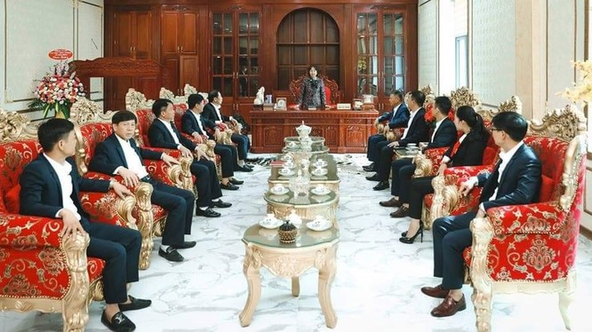 Tập đoàn Thiên Minh Đức của nữ đại gia Chu Thị Thành lớn cỡ nào? (Nguồn: TMD Group)