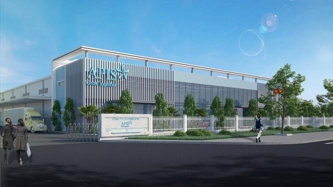 Nhà máy chế biến nông sản APIS của Asia Group