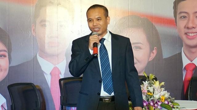 Ông Nguyễn Phi Hùng làm Quyền Tổng Giám đốc PG Bank
