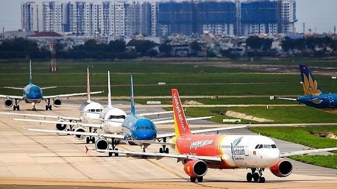 Lần lượt các hãng hàng không đều đã lên tiếng kiến nghị gói cứu trợ để vượt khó sau dịch Covid-19